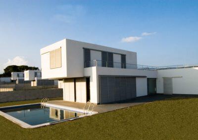 Dwellings in Arenys de Mar