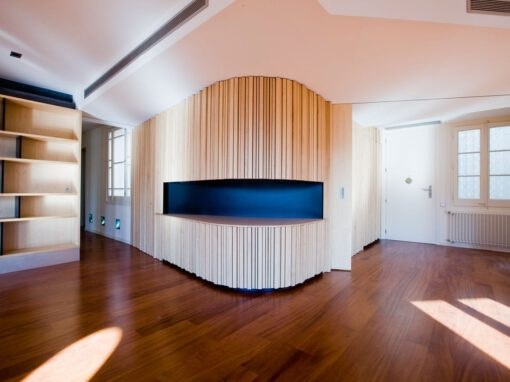 Penthouse in Passeig Sant Joan