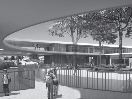 School in Ornex