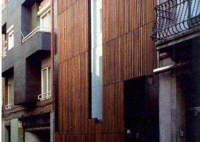 Dwelling at Riera Sant Miquel