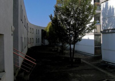 Housing complex at Toulouse